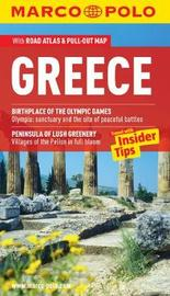 Greece Marco Polo Pocket Guide by Marco Polo