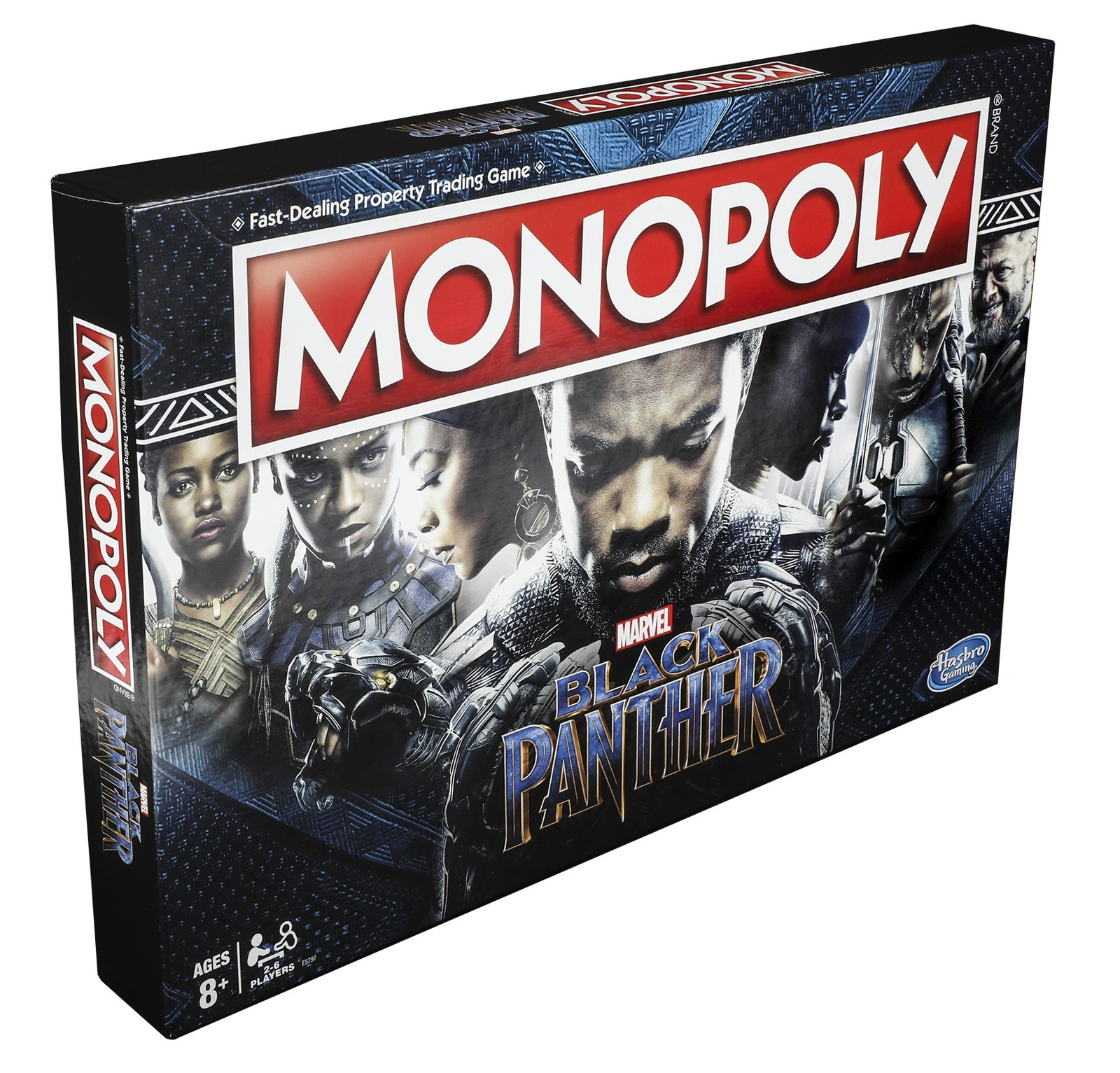 Monopoly - Black Panther Edition image