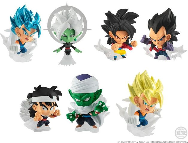 Dragon Ball Super Warrior Figure: Vol.2 (Blind Box)