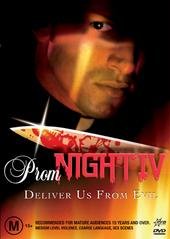 Prom Night 4: Deliver Us From Evil on DVD