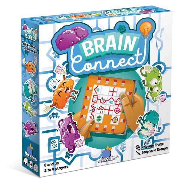 Blue Orange Games: Brain Connect