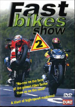 Fast Bikes Show 2 on DVD