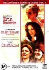 Hollywood's Leading Ladies Vol. 1: Julia Roberts on DVD