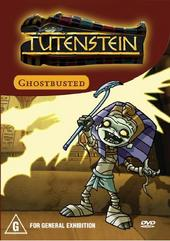 Tutenstein - Vol. 3: Ghostbusted on DVD