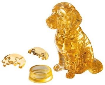 Jayz Crystal Puzzle - Golden Retriever