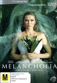 Melancholia on DVD