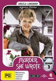Murder, She Wrote - Season Three on DVD