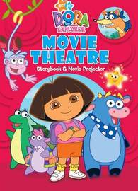 Dora's Movie Theatre by Nickelodeon image