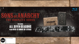 Sons of Anarchy - Collector's Edition Complete Season 1-7 Box Set on Blu-ray