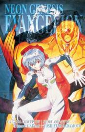 Neon Genesis Evangelion: 2 by Yoshiyuki Sadamoto