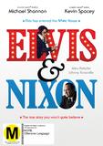 Elvis & Nixon on DVD