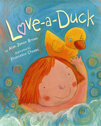 Love-a-Duck by Alan James Brown image