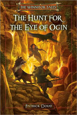 The Hunt for the Eye of Ogin by Patrick Doud image
