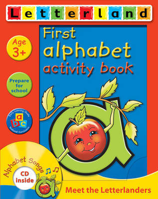 First Alphabet Activity Pack by Gudrun Freese image
