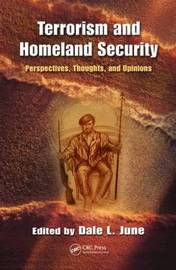 Terrorism and Homeland Security image