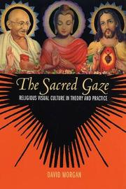 The Sacred Gaze by David Morgan image