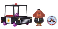 Hey Duggee: Rescue Vehicle Playset - Police Car