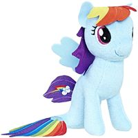 My Little Pony: Sea-Pony Plush - Rainbow Dash