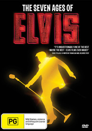 The Seven Ages of Elvis on DVD