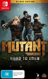 Mutant Year Zero: Road to Eden Deluxe Edition for Switch