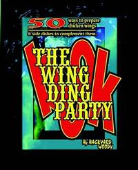 Wing Ding Party Book by Backyard Woody image