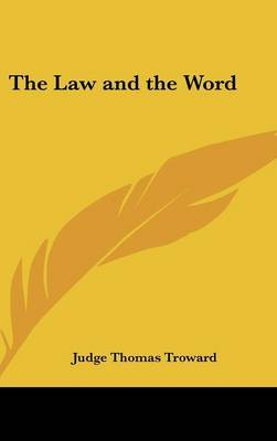 The Law and the Word by Judge Thomas Troward image