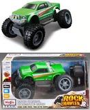 Maisto Rock Crawler Junior 4WD R/C Vehicle - Green