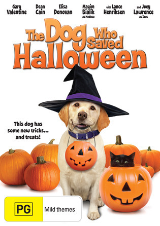 Dog Who Saved Halloween on DVD