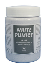 Vallejo Fine White Pumice 200ml image