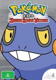 Pokemon - Season 13: Diamond & Pearl - Sinnoh League Victors on DVD