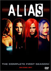 Alias - Complete Season 1 (6 Disc Set) on DVD