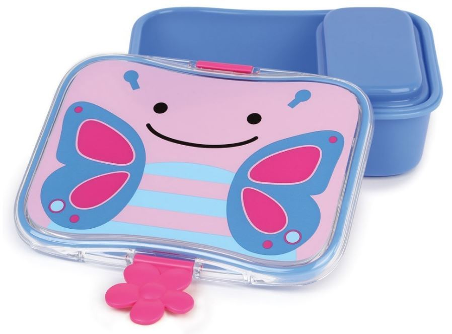 Skip Hop: Zoo Lunch Kit - Butterfly image
