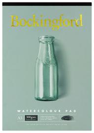 Bockingford A3 10lf 300gsm Watercolour Sketch Pad image