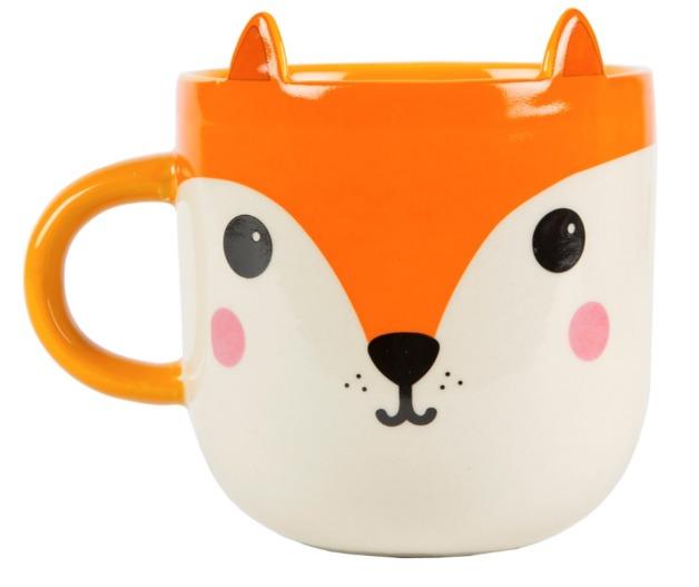 Kawaii Friends Hiro Fox Mug