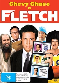 Fletch on DVD
