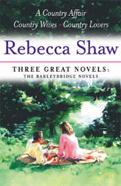 Three Great Novels by Rebecca Shaw image