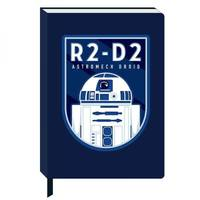 Star Wars: A5 Notebook - R2-D2 Icon