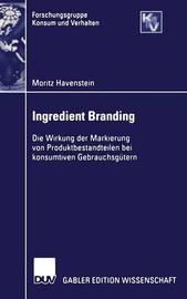 Ingredient Branding by Moritz Havenstein