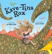 Kave-Tina Rox by Jill Marshall image