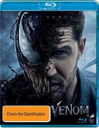 Venom on Blu-ray