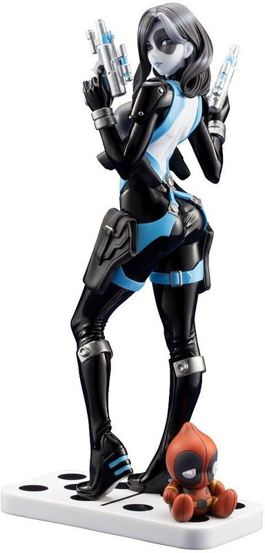 MARVEL Bishoujo: 1/7 Domino - PVC Figure