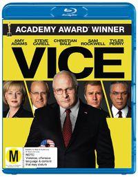 Vice on Blu-ray
