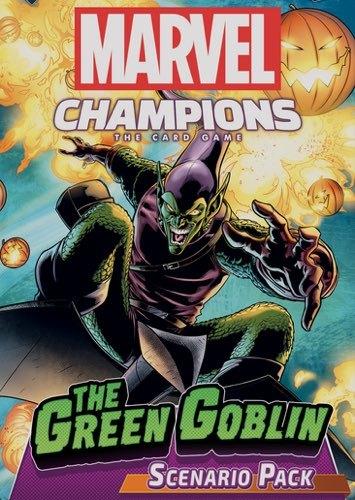 Marvel Champions: Green Goblin - Scenario Pack