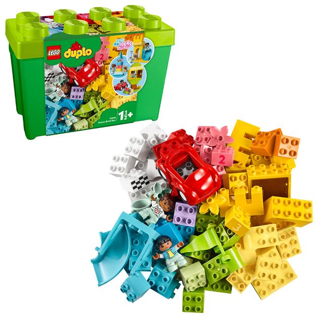 LEGO DUPLO: Deluxe Brick Box - (10914)