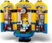 LEGO Minions: Brick-Built Minions & Their Lair - (75551)