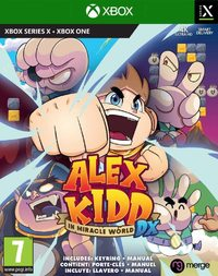 Alex Kidd in Miracle World DX for Xbox Series X, Xbox One