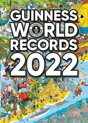 Guinness World Records 2022 by Guinness World Records