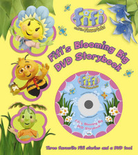 Fifi's Blooming Big DVD Storybook image
