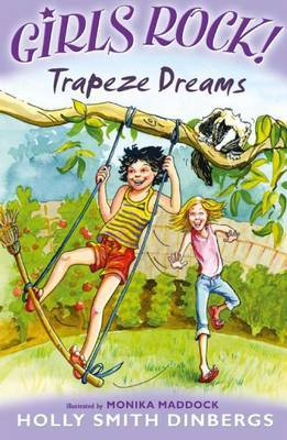 Trapeze Dreams by Holly Smith Dinbergs image