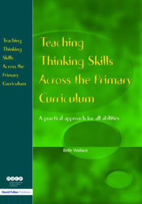 Teaching Thinking Skills Across the Primary Curriculum image